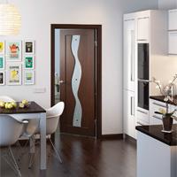 Уникальные особенности межкомнатных дверей в стиле модерн компании EgoD'or
