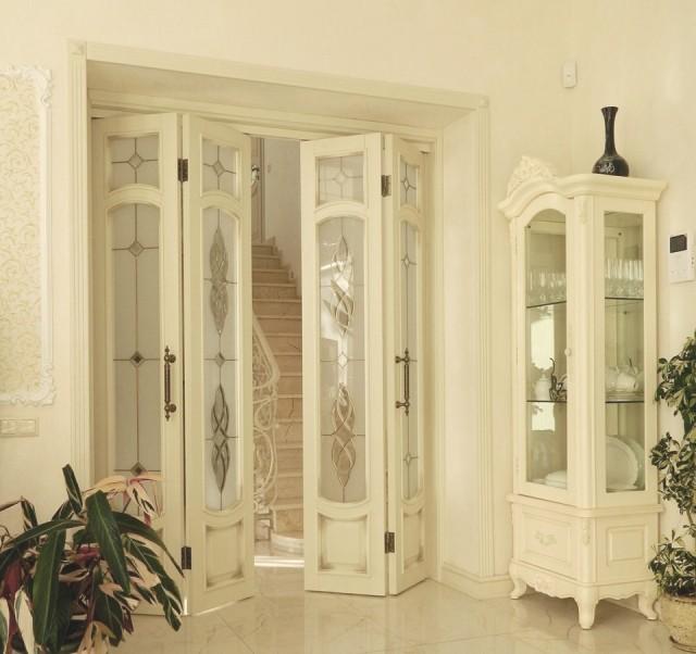 Складывающиеся-двери