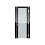 Глянцевое покрытие дверного блока